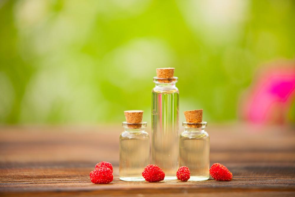 Strawberry CBD Body Oil