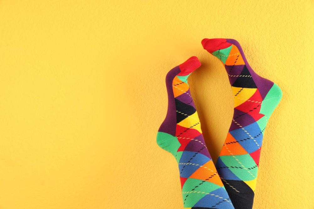 Hemp Colored Socks